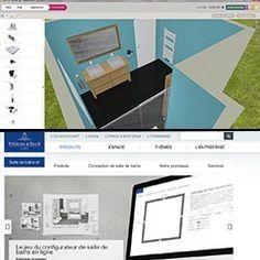 1000 images about salle de bain on pinterest bricolage - Configurer sa cuisine ...