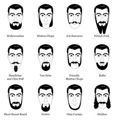 Jon Dyer Is On a Quest to Grow Every Type of Beard