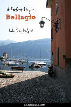 A Perfect Day in Bellagio, Lake Como