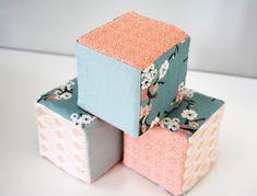 Made by me: Sy babyleke - kube m/oppskrift