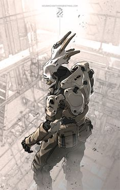 ArtStation - Dude., Nivanh Chanthara