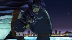 """Steve & Natasha [Romanogers] — elcapitan-rogers:   """"I'm with Cap."""""""