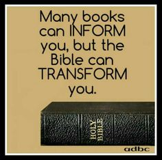 BIBLe = the major BOOK of Christianity