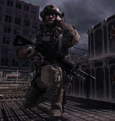 "Call of Duty: Modern Warfare 3 - Master Sergeant ""Sandman"" - Delta Force"