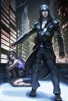 #AssassinCreed #Futuristic