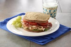 Back Bay Turkey Sandwich