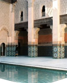 moroccan glamour