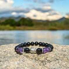 What we think, we become. - Buddha.  The Namaste bracelet