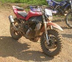 Yamaha R1 - no, really!