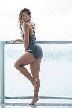 womenexcellence:  Nicole Mejia by Van Styles RP by http://www.splashtablet.com the hyper-cool tablet case - sticks anywhere in kitchen or bath - on Amazon.com