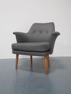 Retro Robin Day Hilleplan Armchair 1950's  Mid Century Modern in Home, Furniture & DIY, Furniture, Chairs   eBay!