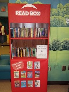 8_Cox_ReadBox by sc_association_school_librarians, via Flickr