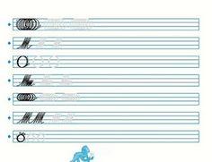 Caligrafia para imprimir :lodijoella