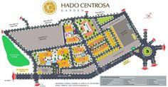 Mặt bằng tổng thể căn hộ Hà đô centrosa garden quận 10