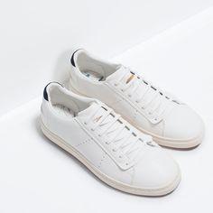 official photos ac661 3ceda Image 4 of RETRO SNEAKERS from Zara Retro Sneakers, Shoes Sneakers, Men s  Shoes,