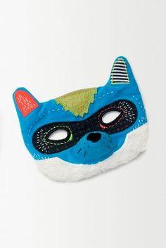 Animal Masks #PinToWin #AnthroChristmas Memories #AnthropologieEu
