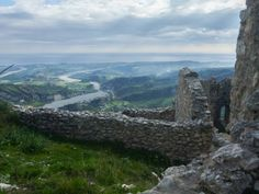"""Breathtaking view from """"The Castle"""" ruins. Would you believe i'm not in Scotland but in CALABRIA, SOUTH ITALY?yes i'm in Stilo. courtesy of Claudio Cherubino."""