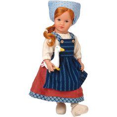 Käthe-Kruse Puppen - Spielzeug - Gänseliesel Child of Fortune