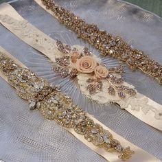 Belt love. Haute Bride.