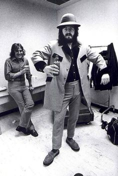 """I listen to Zeppelin stuff now and I understand now how important John was."""" — Robert Plant, on John Bonham Led Zeppelin I, Robert Plant Led Zeppelin, Jimmy Page, Great Bands, Cool Bands, Future Band, John Paul Jones, John Bonham, Greatest Rock Bands"""