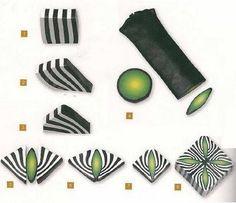 Техники лепки из полимерной глины | Мастер Поделок