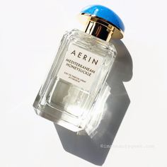 Aerin Mediterranean Honeysuckle eau de parfum spray (and what to wear with it) Beauty Kit, Parfum Spray, Estee Lauder, Cologne, Perfume Bottles, Fragrance, Characters, Holiday, Summer