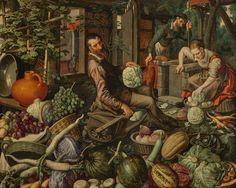 Collectie Boijmans Online | Verwerking van de oogst