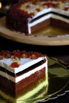Cola Recipe, Polish Recipes, Cheesecakes, Coca Cola, Food Storage, Sweets, Baking, Eat, Ethnic Recipes