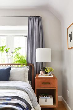 My Modern English Tudor Master Bedroom Reveal is HERE