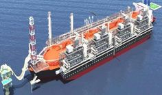 Cameroon - Energy: The project of a floating plant of natural gas of Kribi already realized at 97%