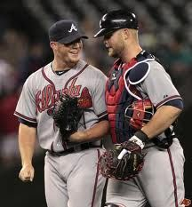 Kimbrel and McCann so much attractiveness in one picture!