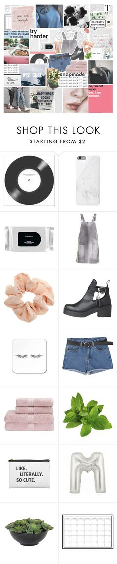 """""""♡ i believe it was a tuesday when i caught your eye."""" by etoilesdanse ❤ liked on Polyvore featuring Fuji, Native Union, GET LOST, MAC Cosmetics, Topshop, Christy, NARS Cosmetics, Oris, Lux-Art Silks and jcp"""