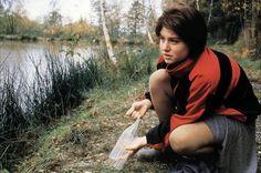 Emilie Dequenne as 'Rosetta' in Rosetta, 1999