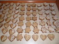Animal Print Rug, Bread, Cookies, Christmas, Food, Decor, Crack Crackers, Xmas, Decoration