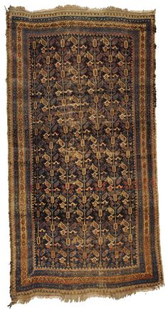 Afshar Antique Persian Rug