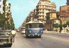 Greece History, The Turk, Thessaloniki, Athens Greece, Sufi, Public Transport, Street View, Busses, Macedonia