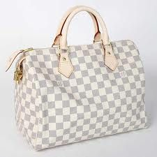 Louis Vuitton Speedy Damier Azur 30,   nice for spring, shall we ?