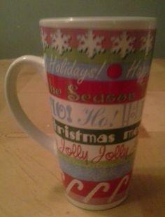 Happy Holiday Tis The Season Coffee Mug