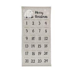 Kalendarz Adwentowy Bloomingville