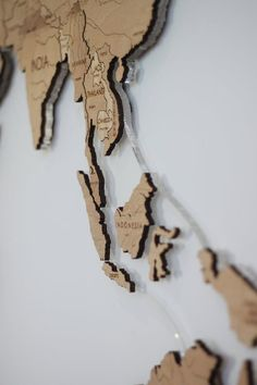 #Etsy #MapLiving #MapTravelModernRustic #RoomWoodenBig #World World Map Design, Wood Napkin Holder, Wooden Map, Handmade Lamps, Perfect World, Us Map, Travel Gifts, Gifts For Husband, Modern Rustic