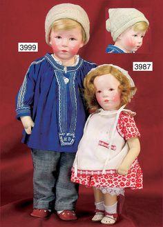 .Kathe Kruse dolls