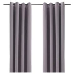 curtain - Search - IKEA Thick Curtains, Ikea Curtains, Lace Curtains, Room Darkening Curtains, Bedroom Curtains, Dorm Bedding, Dorm Headboards, Ceiling Curtains, Double Curtain Rod Set