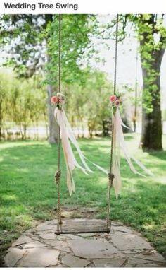 Wedding Tree Swing