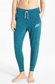 Nike Gym Vintage Pants in Blue (Dark Sea)