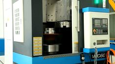 Vertical cnc lathe machine is a kind of automation numerical control processing machine tool,applied to machining the internal and external cylinder,conical surface,end face,grooving and chamfering regarding components,and particularly suitable for machining sutomobile wheel hub,discs,brake drum and other components. #WheelHubVerticalLathe #BrakeDrumCNCverticalLathe #CNCverticalTurretLathe #DiscDrumBrakeCuttingCNCVerticalLathe #PortableCNCLathe #SingleColumnVerticalLathe…
