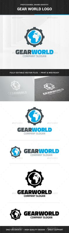 earth logo design free