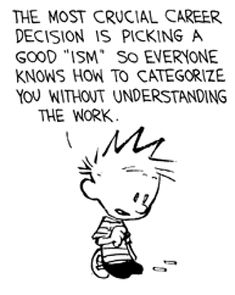 Hobbes Deep - The most crucial career decision ...... https://www.pinterest.com/vettelover/calvin-and-hobbes-forever/