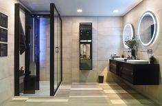 VitrA | Unicera 2017 Vitra Bathrooms, Sanitary Products, Showroom, Bathroom Lighting, Bathtub, Mirror, Luxury, Furniture, Home Decor