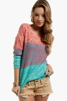 awesome sweater.