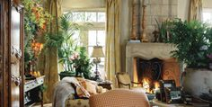 Interior designer Kim Brockinton enlisted New Orleans architect Davis Jahncke, to invoke rural France within her own home. Project Provence   At Home Arkansas
